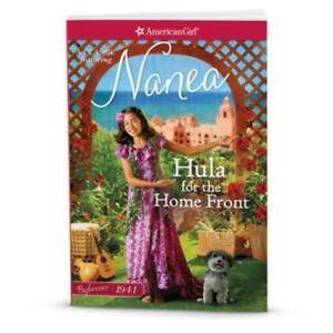 American Girl Doll Nanea -  Hula for the Home Front - Genuine - See Description