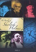 The Rivals of Sherlock Holmes : deel 3 (3 DVD)