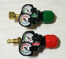 Victor Edge Regulator Set Ess3 20 Oxygen Acetylene Cutting Welding Torch