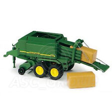 John Deere Plastic Diecast Farm Vehicles