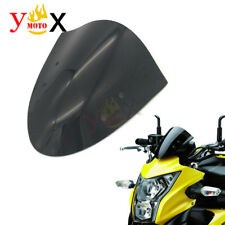 Windscreen Windshield Deflector Front Glass For Kawasaki ER-6N ER6N 2012-2014 13