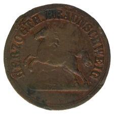 Braunschweig 1 Pfennig 1860 A36679