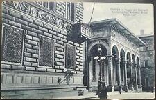1910 - Pistoia - Loggia dei Mercanti
