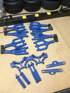 Traxxas Tmaxx Emaxx Rpm Arms Shock Towers Front Rear T-maxx E-maxx