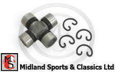 GUJ101 - MORRIS MINOR 1000 - PROPSHAFT UNIVERSAL JOINT & CIRCLIPS - 56-71