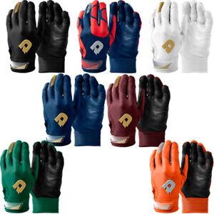 DEMARINI CF ADULT BASEBALL BATTING GLOVES - Men's 7 Colors Batting Gloves