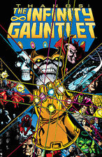 NEW Marvel Comics Infinity Gauntlet TPB Collection 1-6 TP Jim Starlin Trade