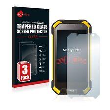 3x Protector Pantalla para Blackview BV6000 Cristal Templado Vidrio