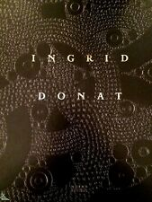 Ingrid Donat, Sculptor - decorator, English book