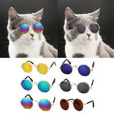 Fashion Cat Handsome UV Sunglasses Pet Dog Glasses Eye Protection Wear Costume