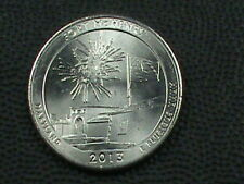UNITED  STATES    25 Cents    2013  P    UNC    FORT  McHENRY  *