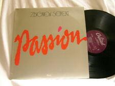 ZBIGNIEW SEIFERT Passion John Scofield Jack DeJohnette Eddie Gomez LP + inserts