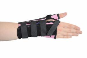 Neoprene Thumb Brace Splint Support for Carpal Tunnel Arthritis Sprains Pain