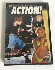 WWF 2001 ACTION World Wrestling Federation DVD