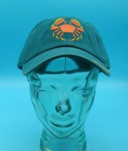 Life Is Good Hat Branded Chill Cap Good Crab Teal Color