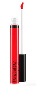 MAC VAMPLIFY FLASHDRIVE~Warm Red Orange Cream Discontinued Lip Gloss Rare GLOBAL