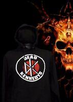 NEW! DEAD KENNEDYS HOODIES PUNK ROCK BLACK MEN's SIZES
