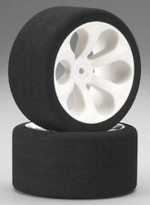Jaco Rear Low Profile Foam Tires Traxxas Rustler VXL/ Stampede VXL (2) JAC2050LP