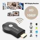 1080P Chromecast Digital HDMI Streamer HD Media Chrome Cast for Youtube/Netflix