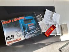 Master Stichsäge Black & Decker DN 91