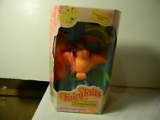 1987 HASBRO MY LITTLE PONY PINA COLADA  BIRD FAIRYTAILS TROPICALS MINT IN BOX