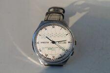Vintage Old Russian Made Raketa (Rocket) Men's Wrist Watch Eternal Calendar