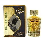 Parfum Shaykh Al Shuyoukh LATTAFA Eau de Parfum Luxe Edition 100ML
