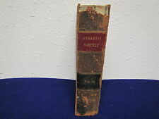 July -Dec. 1895  ALANTIC MONTHLY MAGAZINE , vol.76 / 6 months bound, Hardcover