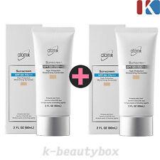1+1 SUNSCREEN Atomy Sun Cream SPF50+ PA+++ Beige UV protection Herbal Cream