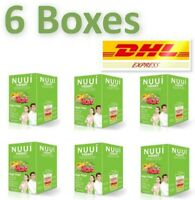 6 X NUUI Fiberry Ultimate Dietary Weight Loss Detoxification No Side Effects