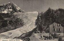 CPA  Charmonix  - Glacier des Bossons     (173261)