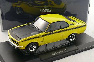 Opel Manta GT/E GTE  - Norev 1:18 - 183638