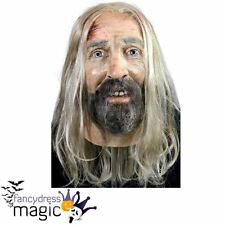 Otis Driftwood The Devils Rejects Latex Head and Neck Halloween Horror Film Mask