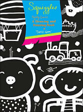 New SQUIGGLES Taro Gomi A REALLY GIANT DRAWING AND PAINTING BOOK