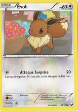 Evoli -N&B:Explorateurs Obscurs-83/108-Carte Pokemon Neuve France