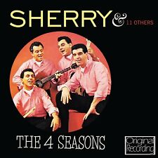 THE FOUR SEASONS ~ SHERRY + 11 OTHERS NEW CD BIG GIRLS DON'T CRY  FRANKIE VALLI