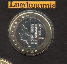 Pays Bas 2008 - 1 Euro  FDC provenant coffret 40000 exemplaires