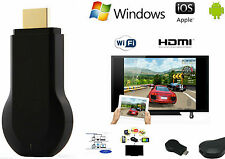 Chiavetta HDMI cast.Dongle Wifi Display Mirror TV galaxy s4,s5,s6,s7,s8,iphone