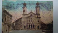 Székesfehér Judaica Rare Old Postcard Jewish Synagogue 1910 Hungary Rare Israel