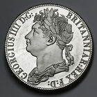 Australia NSW George IV Retro Crown 1830 Silver Nickel Low Mintage