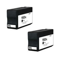 Reman Ink Cartridge for HP Officejet Pro 8600 e, 8600 Plus,8600 Premium(2 Black)