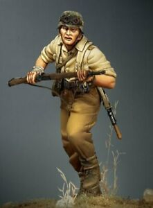 Pegaso Models 1:35 WWII PanzerGrenadier Italy-North Africa 43-44 Resin #PT-002