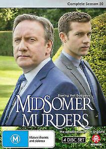 Midsomer Murders Complete Season 20 DVD BRAND NEW Unsealed 💥💥