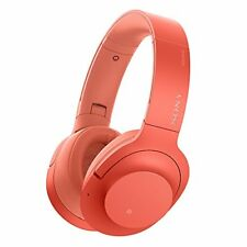 Sony Wh-h900n H.ear on 2 auriculares Inalámbricos - rojo Crepusculo