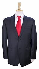 New! * Z ZEGNA * 2016 Model Solid Dark Gray Wool/Mohair Blend 2-Btn Suit 40R
