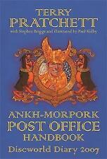 Terry Pratchett ANKH-MORPORK POST OFFICE HANDBOOK Discworld Diary 2006