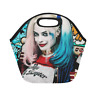 Neoprene Lunch Bag Harley Quinn Best Lunch Box/Lunch Tote Bags