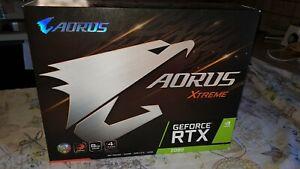 NVIDIA GEFORCE Gigabyte Aorus RTX 2080 Xtreme