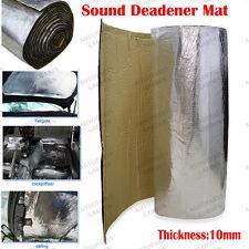 82cmx100cm 394mil Door Hood Engin Trunk Heat Noise Sound Deadener Insulation Mat