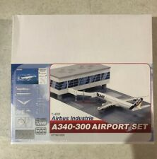 Dragon Wings Airbus Industrie A340-300 1:400 Scale Airport Set Model Kit 2205